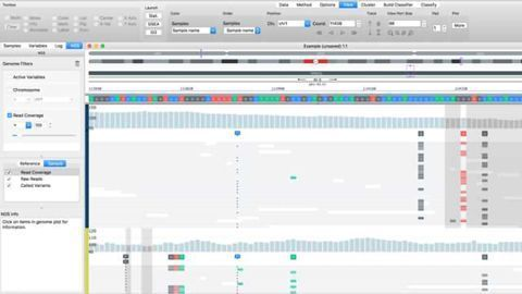 Visualize, Analyze and Explore NGS Data