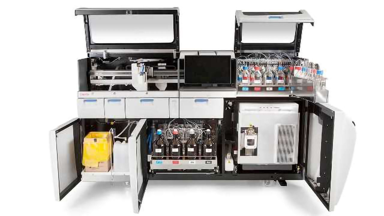 Thermo Scientific Launch Turnkey Clinical Analyzer