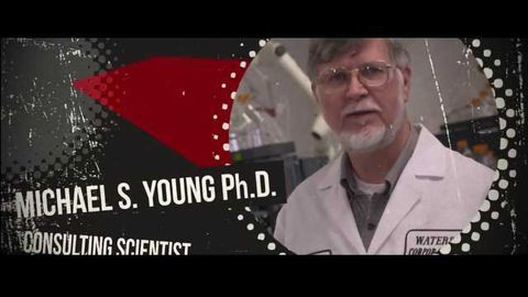 Behind the Science, S2 Ep5: Michael Young on sample cleanup