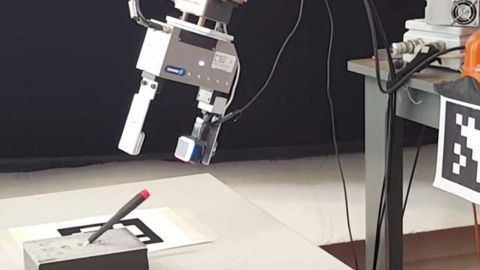 Giving Robots a Sense of Touch