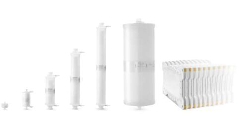 Modular Membrane Chromatography Solution for Large-Scale Applications