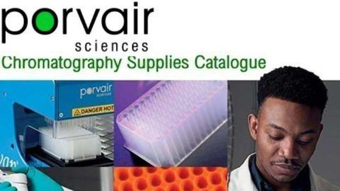 Specialist Catalogue for Chromatography & Sample Preparation