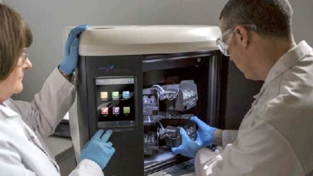 Evaporative Sample Preparation for Mass Spectrometry