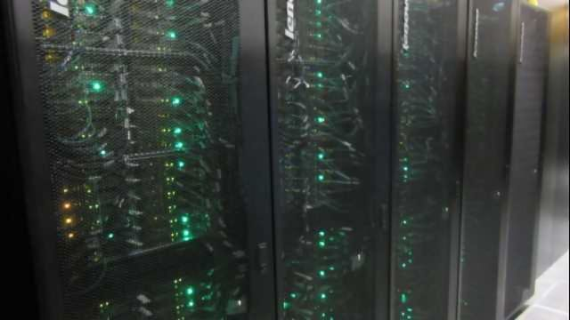 HPC in Research: Analysing more data, more quickly