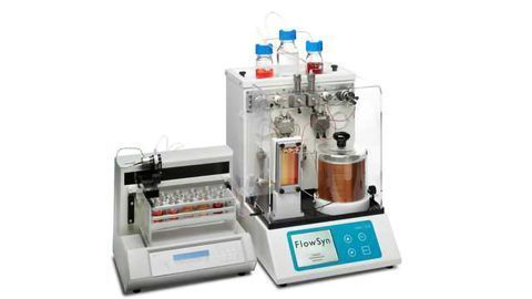 Arcinova Use FlowSyn for Efficient Scale-Up of Challenging Batch Processes