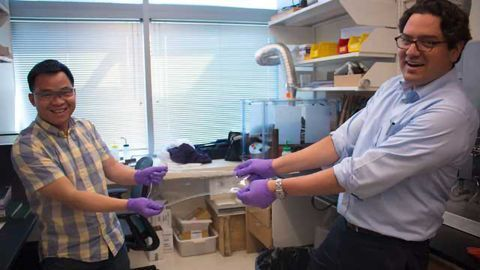 Ingestible Drug-Delivery Materials May Improve Patient Treatment Compliance