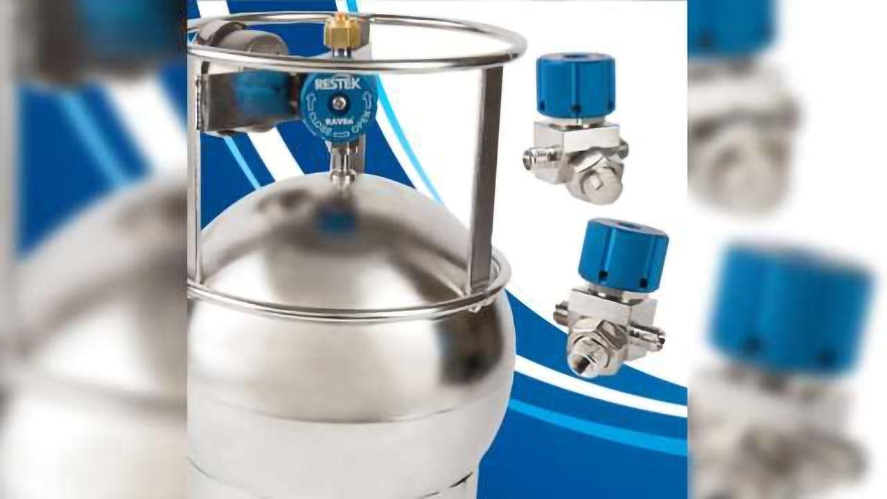 Restek Releases New Air Valves for Entech Air Cans