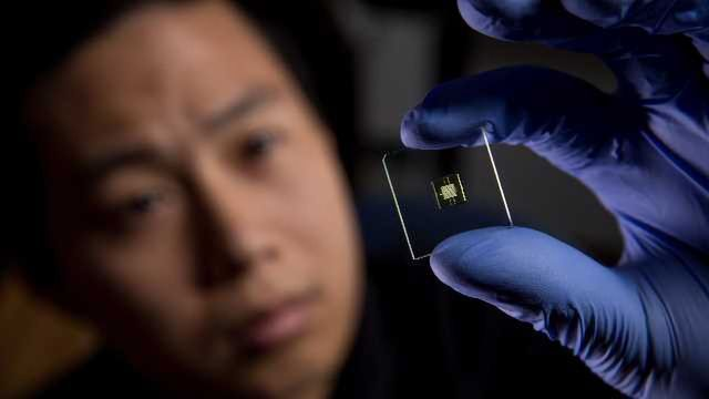 First 3D Printed Microfluidic Lab-on-a-Chip Produced