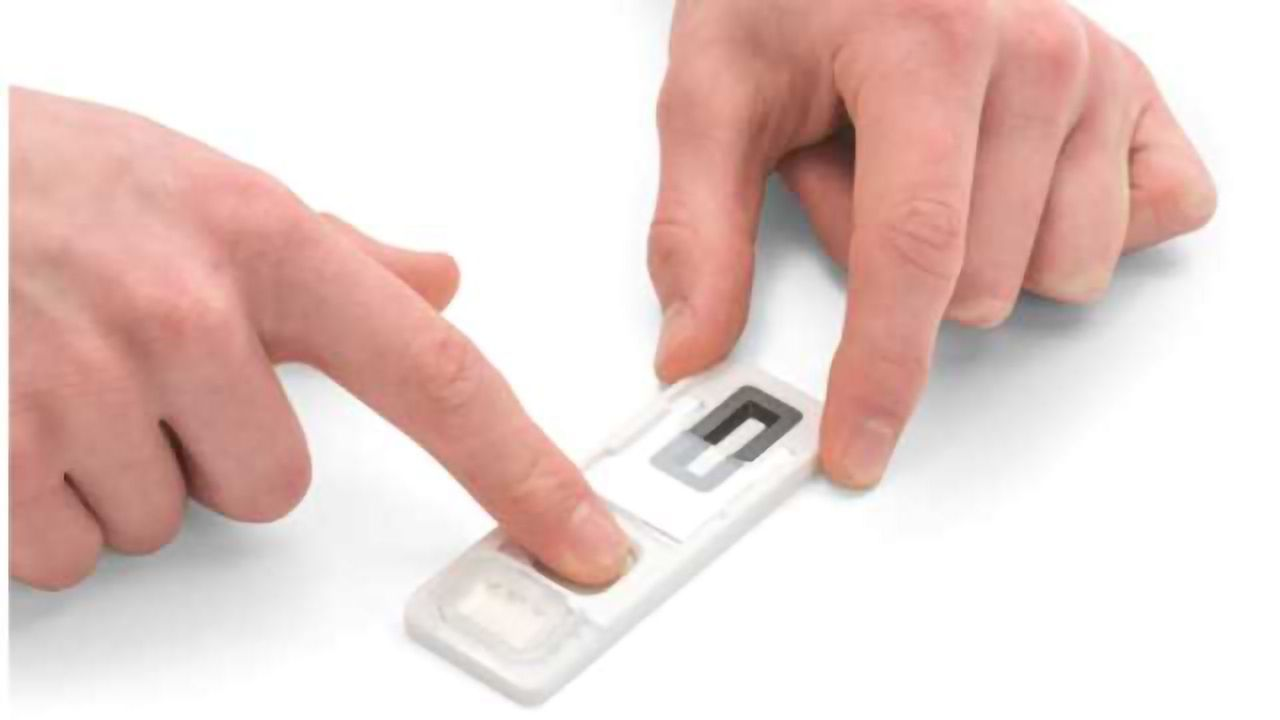 Launch of World's First Portable Fingerprint Drug Test