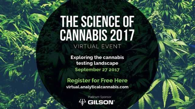 First Ever Online Event Focused on Cannabis Science