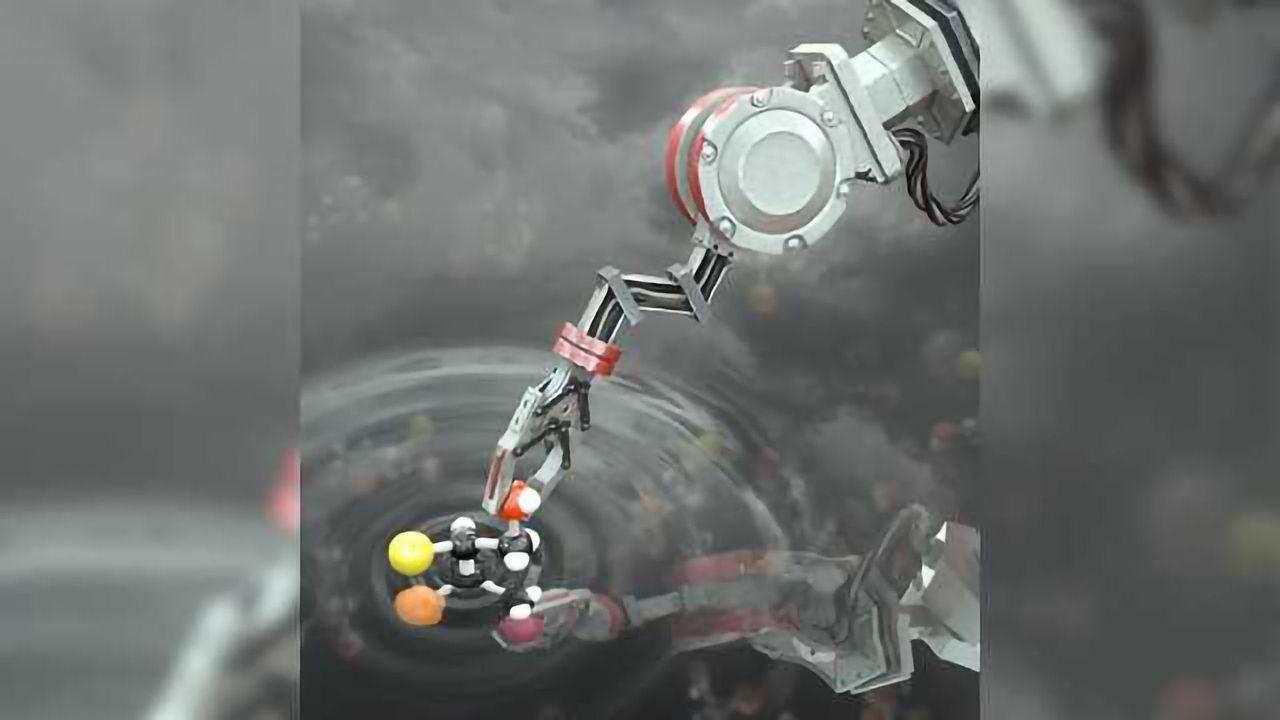 World's First 'Molecular Robot' Capable of Building Molecules