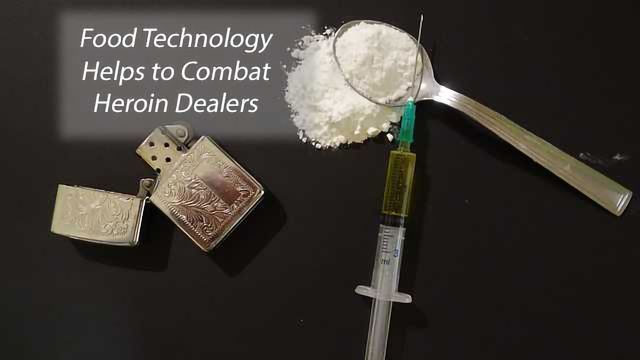 Food Provenance Technique Used to Trace Heroin Sources