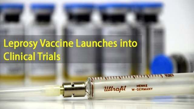 New Leprosy Vaccine Launches into Clinical Trials