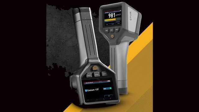 FLIR Introduces New Handheld Radioisotope Detector and Identifier
