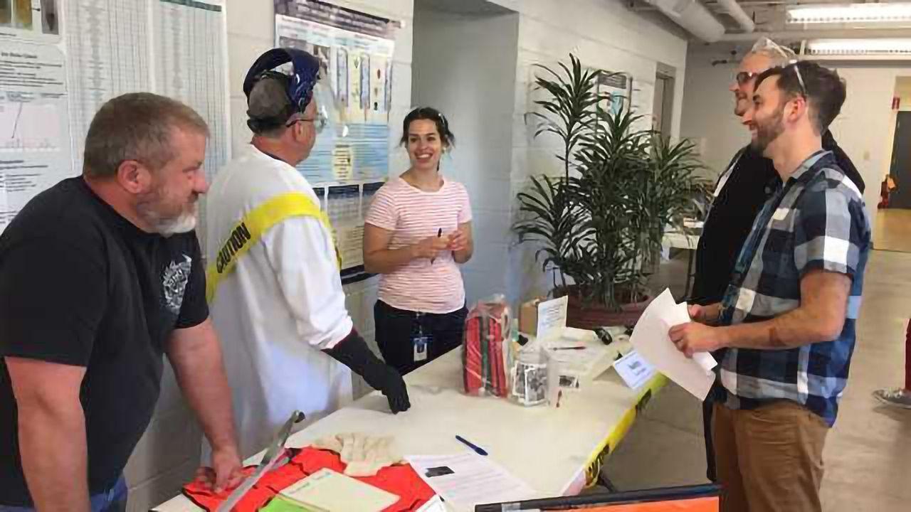 Restek Volunteerism Thrives at Inaugural Culture Fair