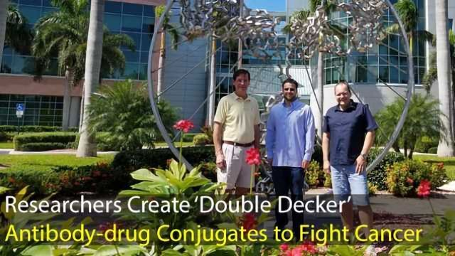 New 'Double Decker' Antibody-drug Conjugates Fight Cancer