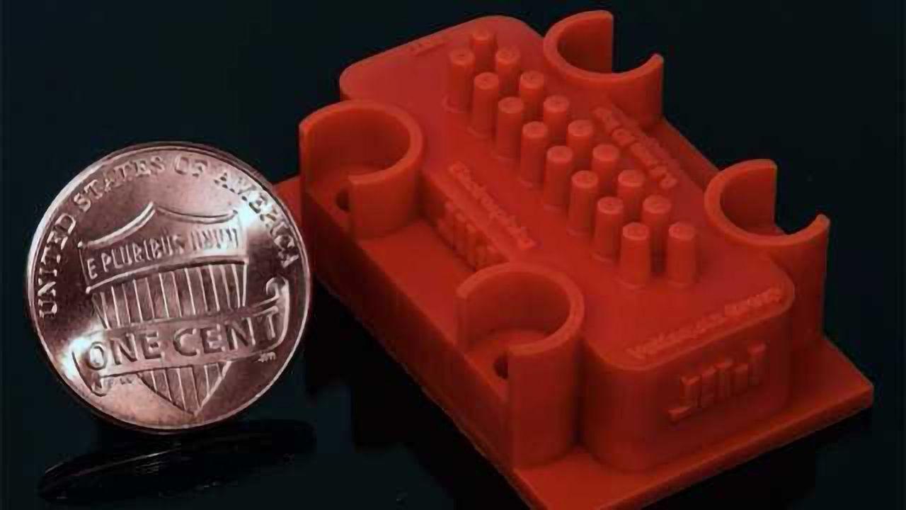 3-D-printed Device Builds Better Nanofibers