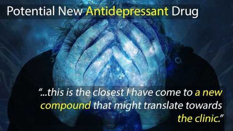 Potential New Antidepressant Drug