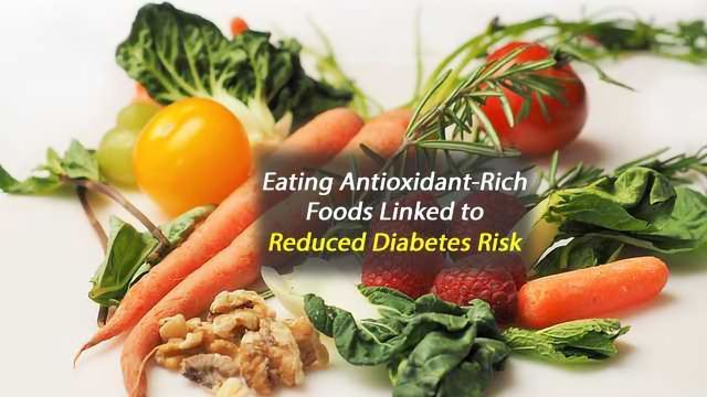 Consumption of Antioxidant-Rich Foods is Associated With a Lower Risk of Type 2 Diabetes