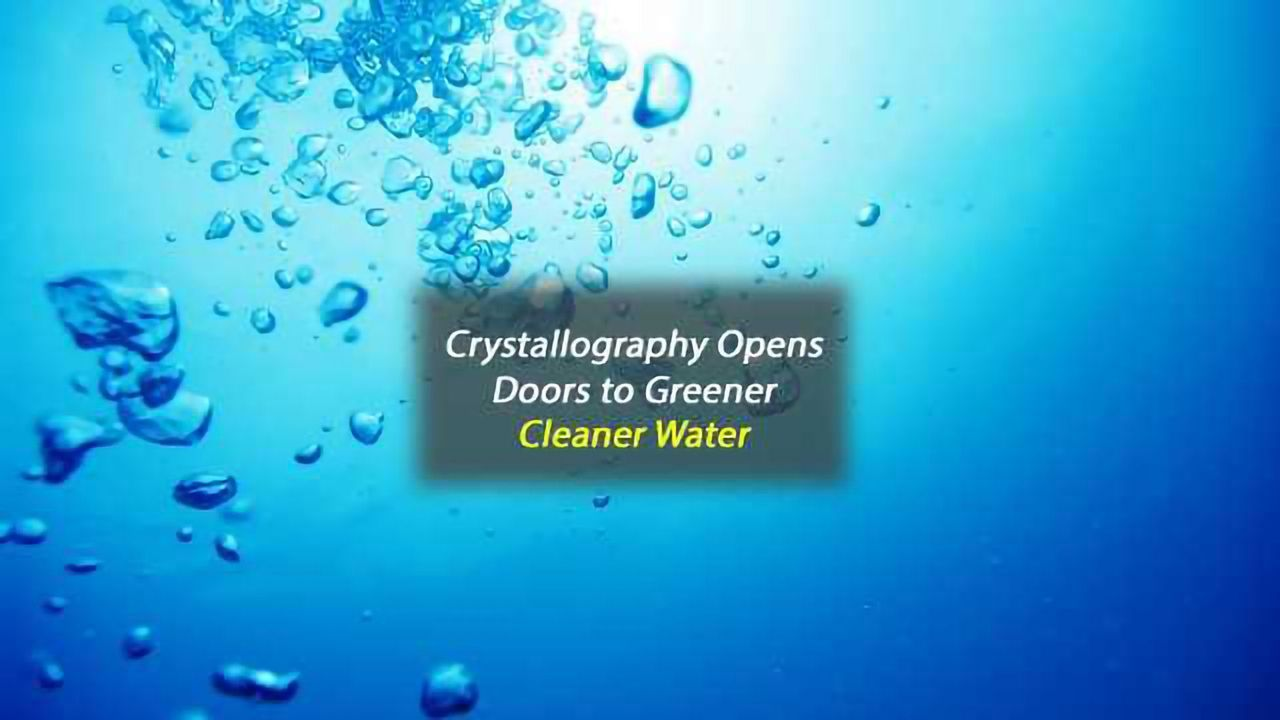 Neutrons Probe Oxygen-Generating Enzyme for a Greener Approach to Clean Water