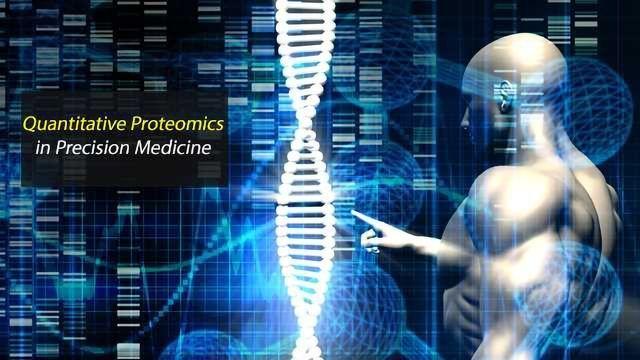 Quantitative Proteomics in Precision Medicine