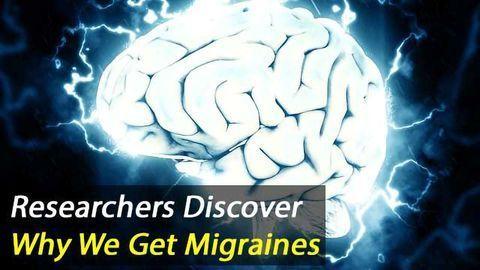 Sodium MRI Reveals the Cause of Migraines