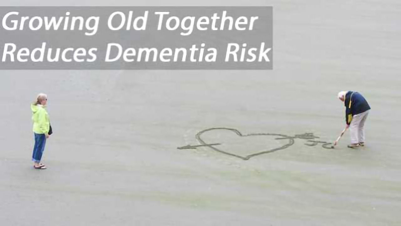 Being Married Reduces Your Risk of Developing Dementia