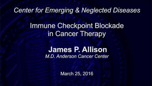 Immune Checkpoint Blockade in Cancer Therapy