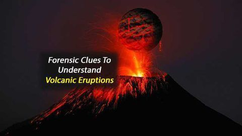 Forensic Sleuthing To Understand Volcano Plumbing