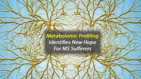 Metabolomic Profiling Identifies Taurine as New MS Therapeutic