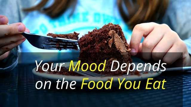 Your Mood Depends on the Food You Eat