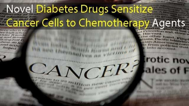 Investigational Diabetes Drugs Make Cancer Cells More Vulnerable to Chemotherapy