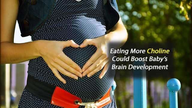 Eating More Foods with Choline During Pregnancy Could Boost Baby's Brain