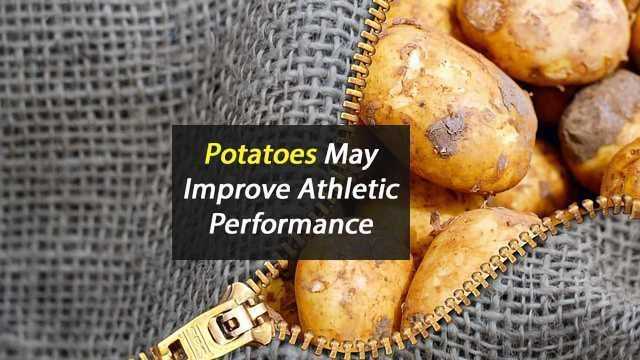 Potatoes Could Help Athletic Performance
