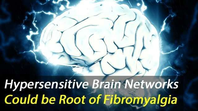 Fibromyalgia Research Suggests Explosive Synchronization of Hypersensitive Brain Networks to Blame