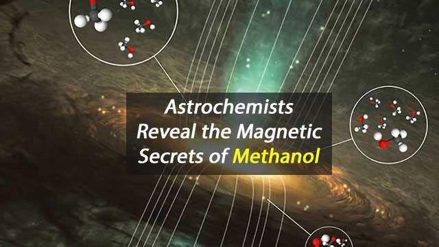 Properties of Methanol Used to Measure Magnetic Fields