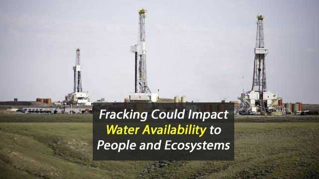 Fracking Could Threaten Stream Ecosystems