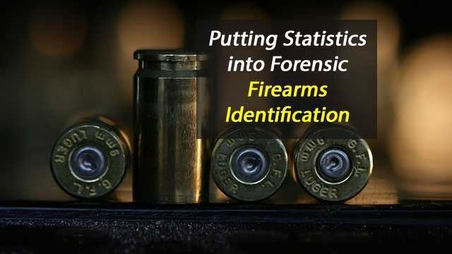 Putting Statistics Into Forensic Firearms Identification Technology Networks