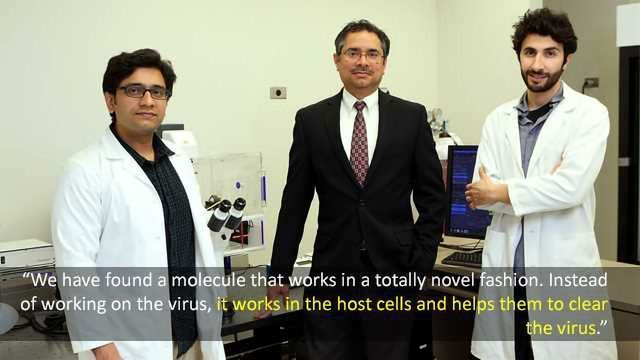 New Drug to Treat Herpes Simplex Virus Infection?