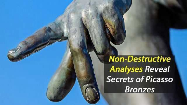 Portable Analysis and Alloy Fingerprints Reveal Secrets of Picasso Bronzes