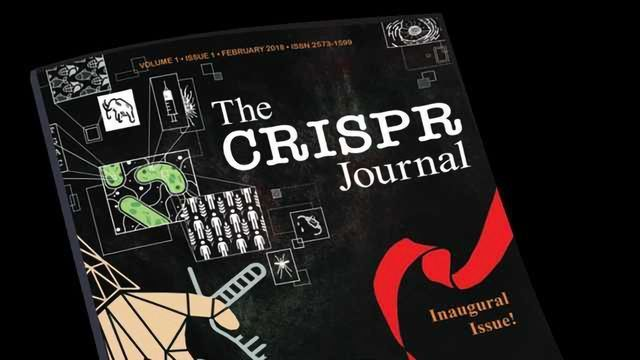 The CRISPR Journal Announces Inaugural Issue Launch