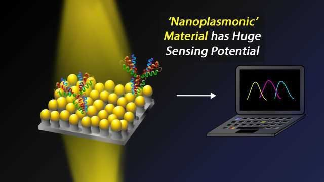 Nanomushroom Sensors: One Material, Many Applications