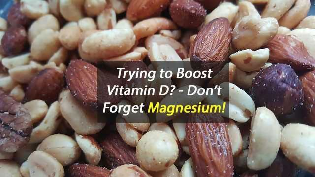Don't Forget Magnesium!