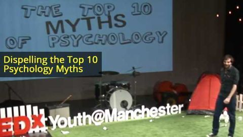 10 myths about psychology: debunked
