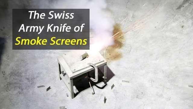 The Smoke Screen - Sensor Arms Race is On