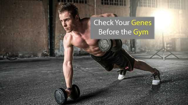 The Exercise Regime of the Future Needs to Check Your Genes