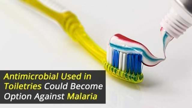 Antimicrobial Found in Toiletries Could be Used Against Malaria