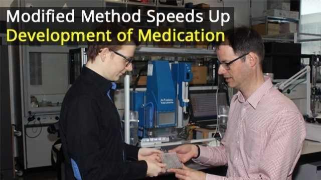 New Method Speeds Up Drug Development