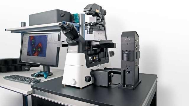 alpha300 Ri - New Inverted Confocal Raman Microscope