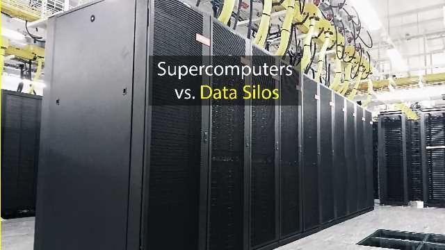 Can Supercomputers Break Down Data Silos?